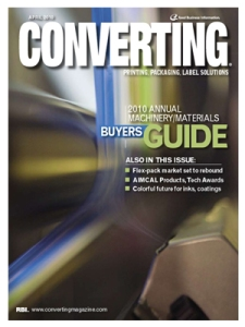 Converting Magazine April 2010 Buyers Guide