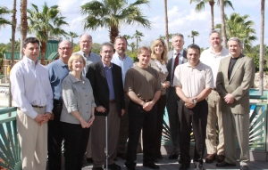 ICE USA 2011 Steering Committee meets in Orlando, FL.