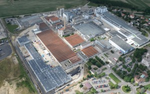Toray Films Europe's metallized-BOPP film plant