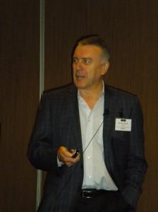 Geoffrey Martin at AWA M&A Executive Forum 2010