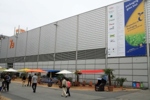 Bioplastics at Interpack 2011