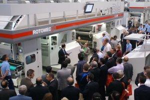 Bobst Rotomec CL 850 coater/laminator