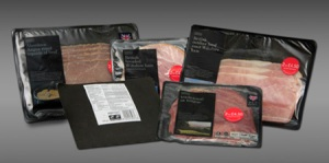 Flextrus PaperLite Marks & Spencer meat packs