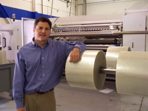 Michael Pappas, president of Catbridge Machinery