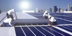 Builiding Integrated Photovoltaic Solar Roof
