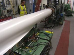 Davis Standard MuCell Extrusion Line