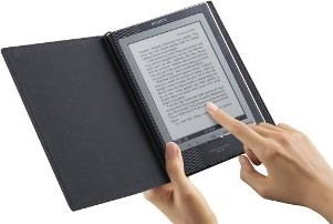 E Ink Pearl e-paper display