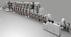 OMET Varyflex VF 530 Lottery Press