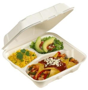 Pactive EarthChoice Fiber-Blend Foodservice Packaging
