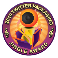 2010 Packaging Jingle Award