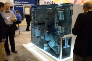 CSAT iTS 600 UV-inkjet digital press