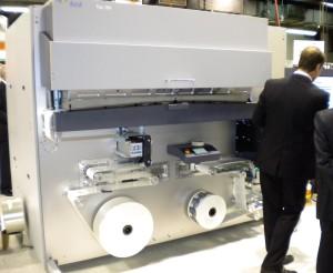 Durst Tau 150-8C digital press