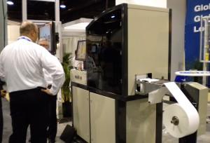 INX Evolve UV-inkjet press