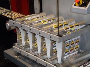 Xeikon 3500 digital-press output