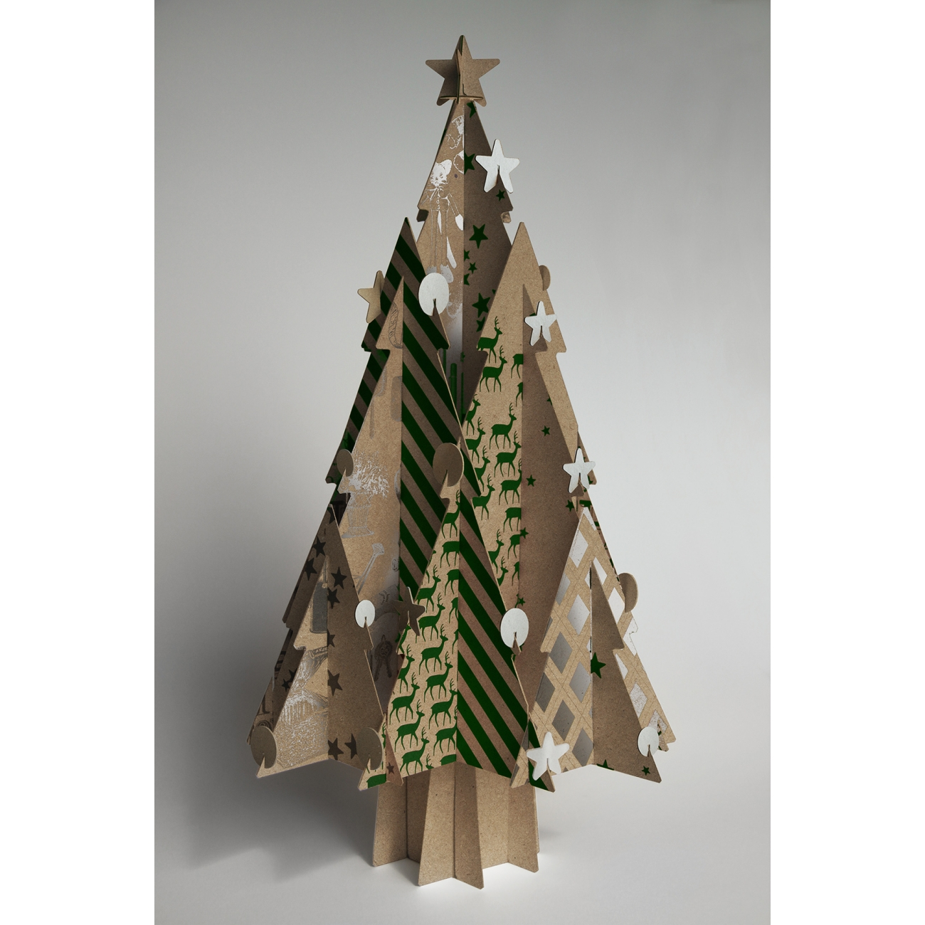 Whitelism: Give me paper...christmas trees