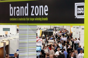 Pack Expo Brand Zone