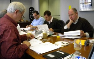 2011 AIMCAL judging