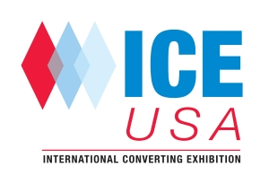 ICE USA Intl. Converting Exhibition Logo