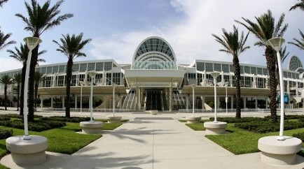 Orange County Convention Center North-South Hall