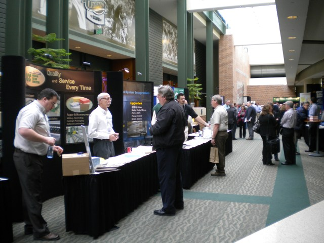 Converters Expo 2011 Atrium Exhibitors