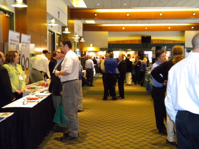 Converters Expo 2011 Main Hall exhibitors