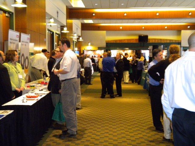 Converters Expo 2011 Main Hall exhibitors