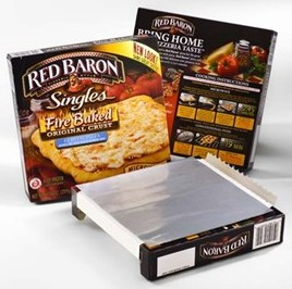 Graphic Packaging Intl. Red Baron pizza boxes