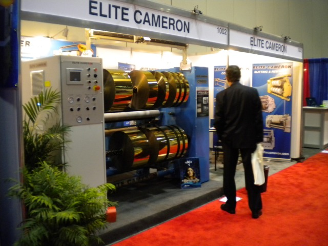 Elite Cameron at ICE USA 2011