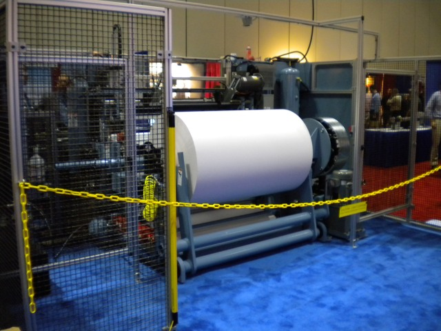 Jennerjahn Machine at ICE USA 2011