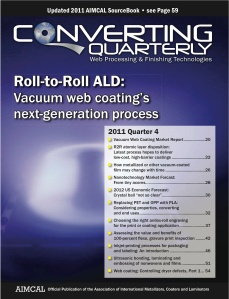 Converting Quarterly 2011 Q4 cover
