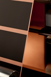 Thin-film battery coating