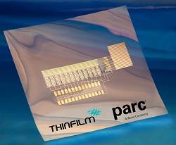 Thinfilm printed CMOS memory