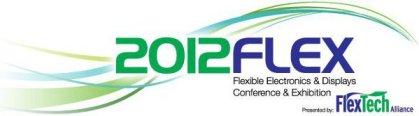 2012 FLEX logo
