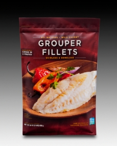 Icelandic Grouper Fillets
