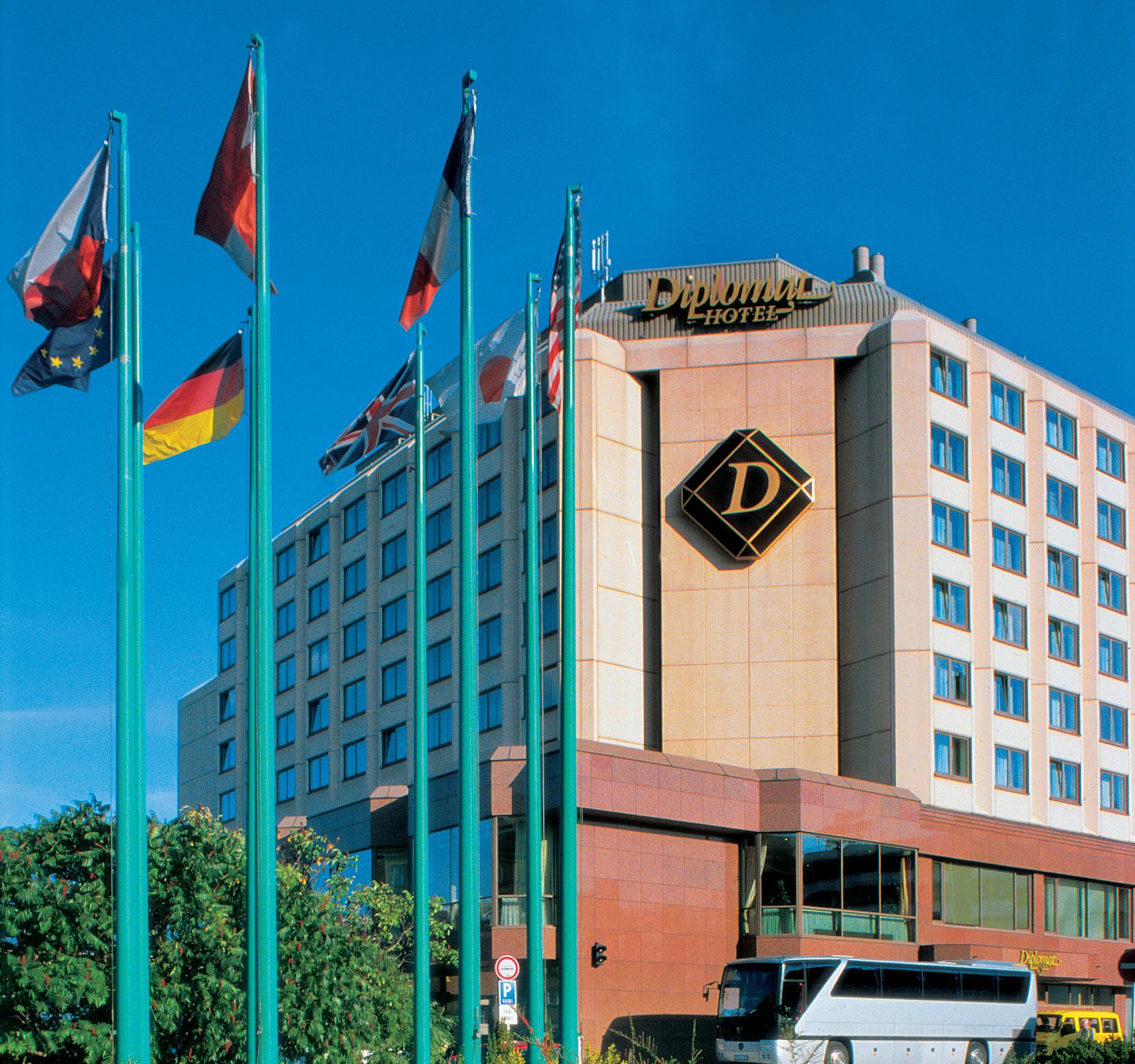 hotel diplomat prague: