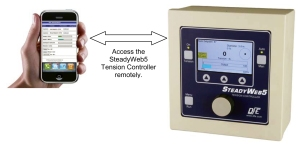 DFE SteadyWeb5 tension controller