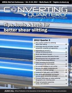 CQ Q3 2012 cover image