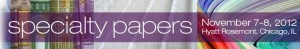 Specialty Papers 2012 logo