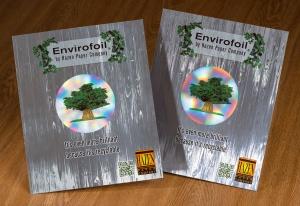 2013 AIMCAL Envirofoil material