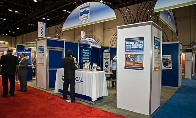ICEUSA2013 AIMCAL Pavilion
