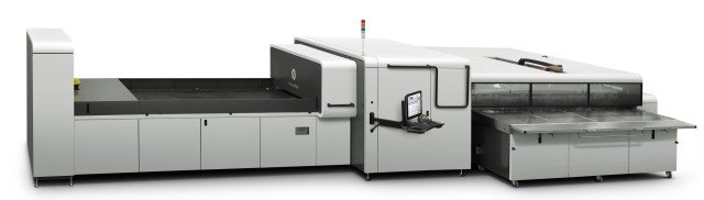 HP Scitex FB10000 Industrial Press